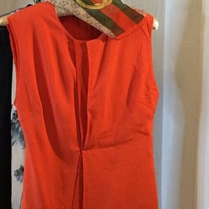Gabriele Colangeld / Italy beautiful red blouse